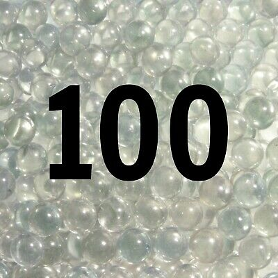 14mm Clear Glass Bubble Glass marble - ideal for Vase decoration - fish tanks 8