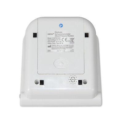 Arm Blood pressure monitor CONTEC08C Electronic Sphygmomanometer Software NIBP 7
