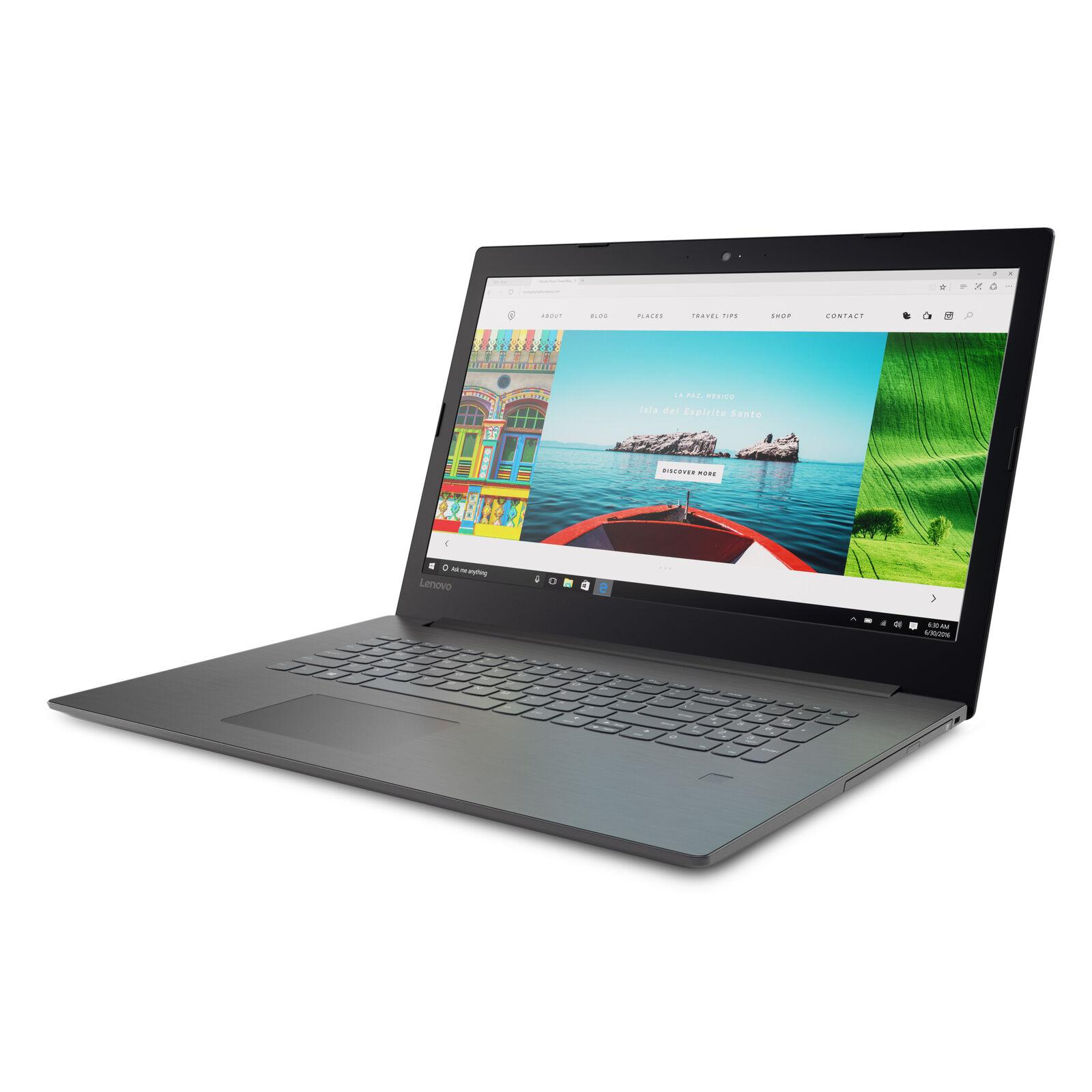 """Lenovo (17,3""""HD+) Notebook Intel 2x2,3GHz 8GB RAM 250GB SSD Brenner Win10+G-Data 2"""