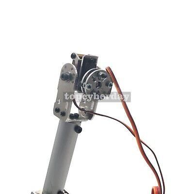 6-Axis S6 Industrial Mechanical Robot Arm Steel Metal Robotic Manipulator DIY UK 6