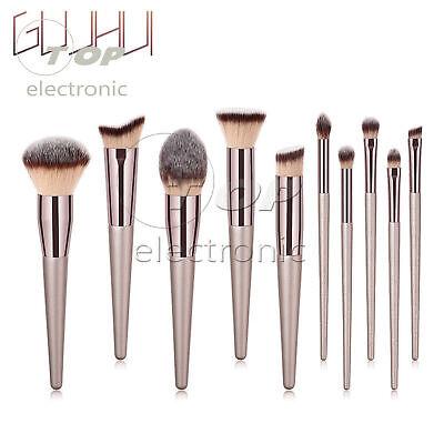 Pro Face Foundation Eyebrow Eyeshadow Brush Makeup Brush Set Tools Cosmetic 6