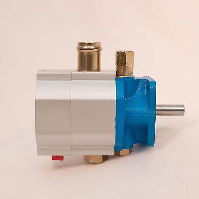 11 GPM Hydraulic Log Splitter Pump, 2 Stage Hi Lo Gear Pump, Logsplitter, NEW 9