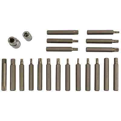 Bitsatz 40 tlg für Inbus Schrauben Bits Torx Innen-Vielzahn Bitset Schlüsselsatz