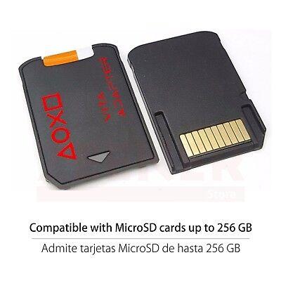 SD2VITA - Adaptador microSD a PSVita [ Memoria SD - PS Vita - Henkaku ] 3