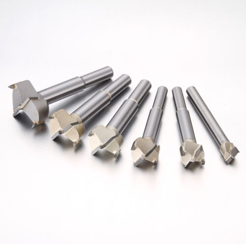 12mm~23mm Protable Alloy Forstner Drill Bits Hole Saw Cutter For Woodworking