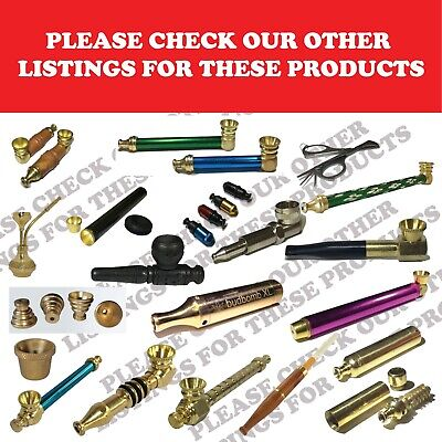 Cone Pieces  - Brass cone Piece - metal smoking pipe bong pipe Bonza Gromet 2
