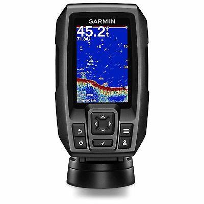 Garmin STRIKER 4 Fishfinder with 4-Pin 77/200kHz TM Transducer 010-01550-00 3