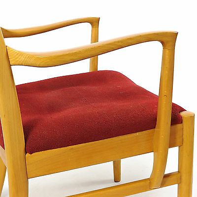 Chair / Armchair - Parker Knoll, Beech, Retro (delivery available) 7