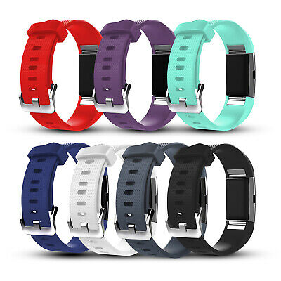 Fitbit Charge 2 Various Luxe Band Replacement Wristband Watch Strap Bracelet AU 2