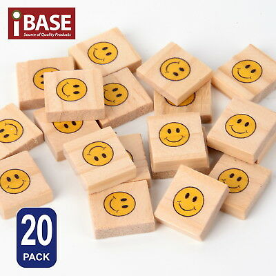 Wooden Alphabet Scrabble Tile Number Scrapbooking Handcraft Letter set Complete 7