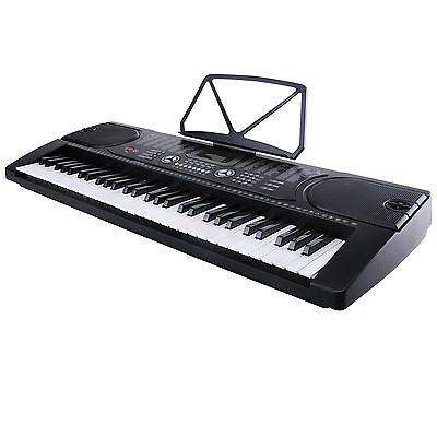 61 Key Electric Digital Piano Organ Musical Electronic Keyboard with Microphone 8