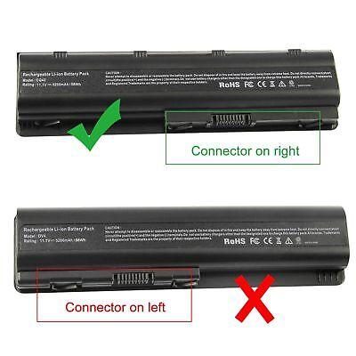 HP Pavilion G72 G4 G6 G7 Series Laptop Spare Battery MU06 MU09 593553-001 58Wh