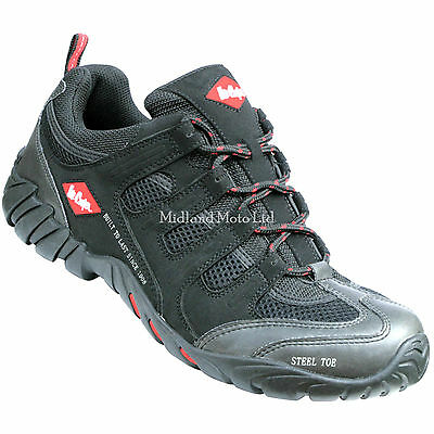 07a10e07255 LEE COOPER STEEL Toe Cap Safety Shoe. Ladies Work Trainer. boot.