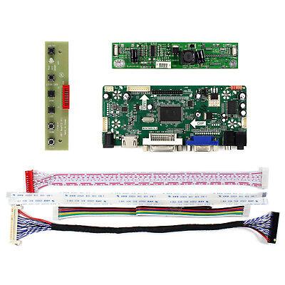 "HDMI DVI VGA LCD Controller Board For 15.6/"" G156HAN02.1 G156HCE-01 1920x1080 LCD"
