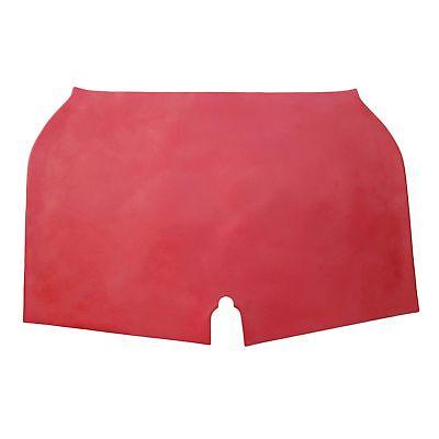 Latex Hose Ouvert aus Rubber in rot, neu original verpackt, Einheitsgröße