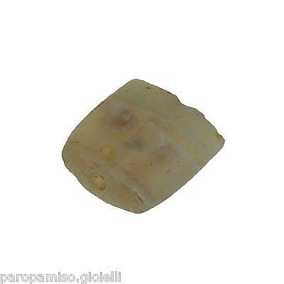 Bactrian Culture Banded Quartz Bead,   (0329) 8