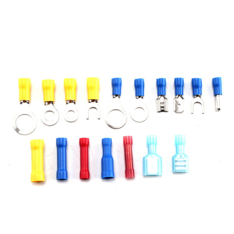 CAR WIRE ELECTRICAL Terminals Crimp Connectors | Heat Shrink Tube Sleeving  Cable
