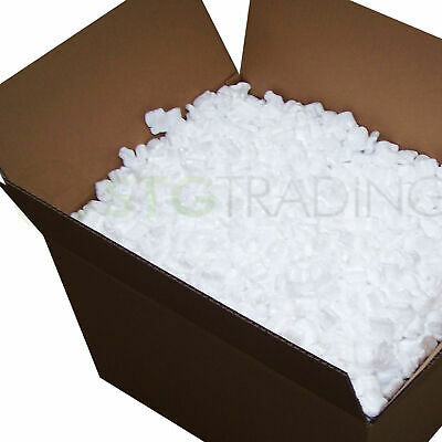 Ecoflo Quality Biodegradable Loose Void Fill Packing Peanuts *ALL QUANTITIES* 3