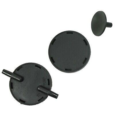 2 In 1 Brake Bleeder & Vacuum Pump Gauge Test Tuner Kit Tools DIY Hand Tools US 7