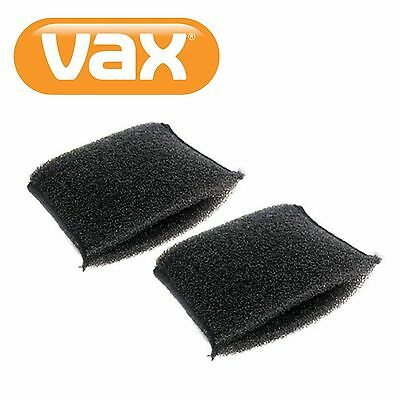 2 x Foam Float Chamber Filters for VAX Rapide Infinity CCW-201 V-022 V-023 V-024