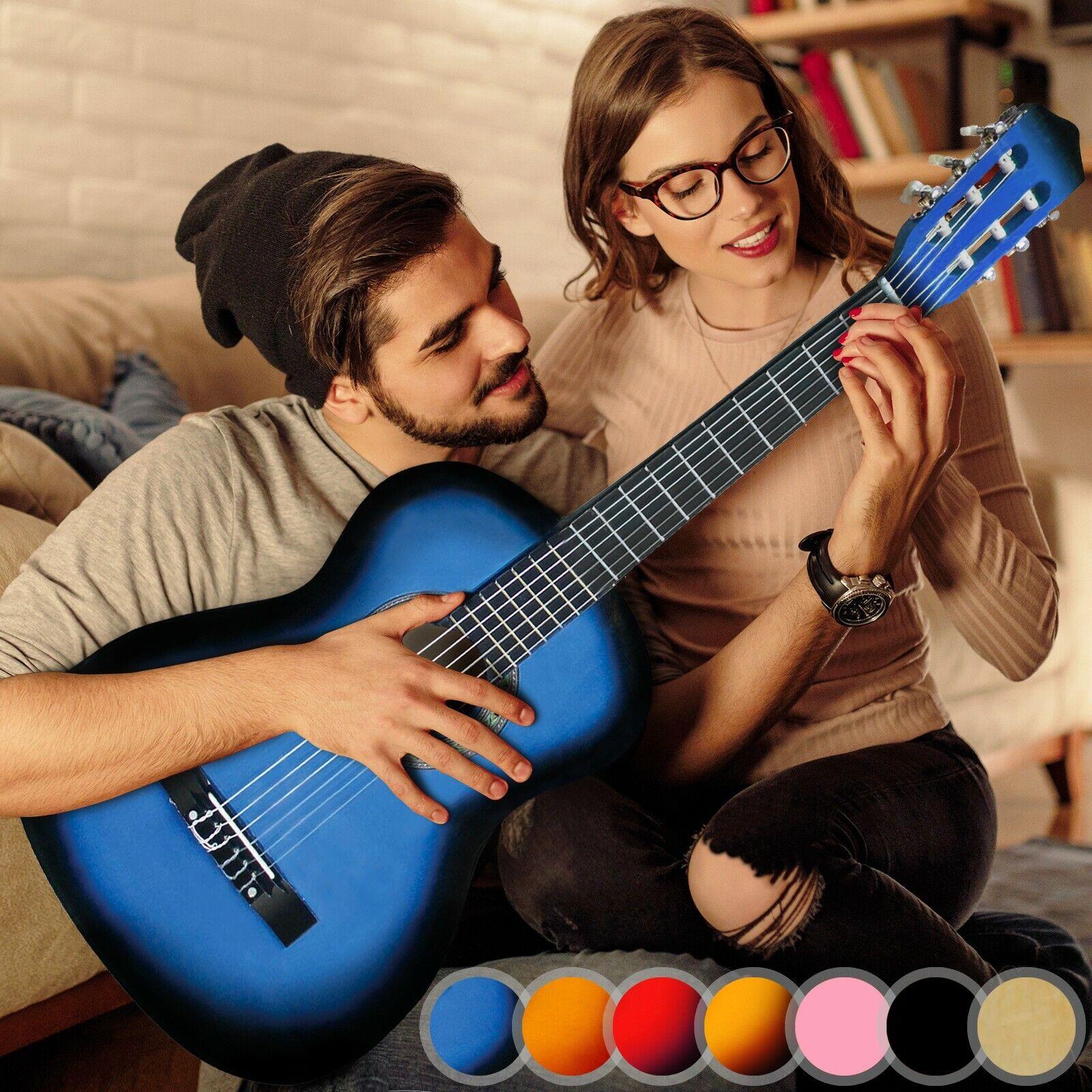 Akustikgitarre Gitarre 4/4 Konzertgitarre Klassikgitarre Westerngitarre 4