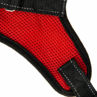 Pet Control Harness for Dog Soft Mesh Walk Large Small Medium XXL Pink Red Black 9