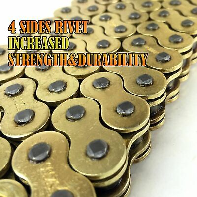 530//114 Link Fire Power O-Ring Sealed Chain Natural