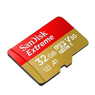 SanDisk Micro SD Card 16G 32G/64G/128G/200GB Class 10 SDHC SDXC Memory Card AU 6