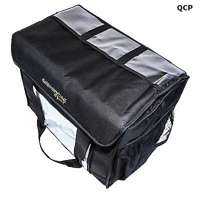Food Delivery Bag- Hot Or Cold Food- Fully Insulated- Large 5