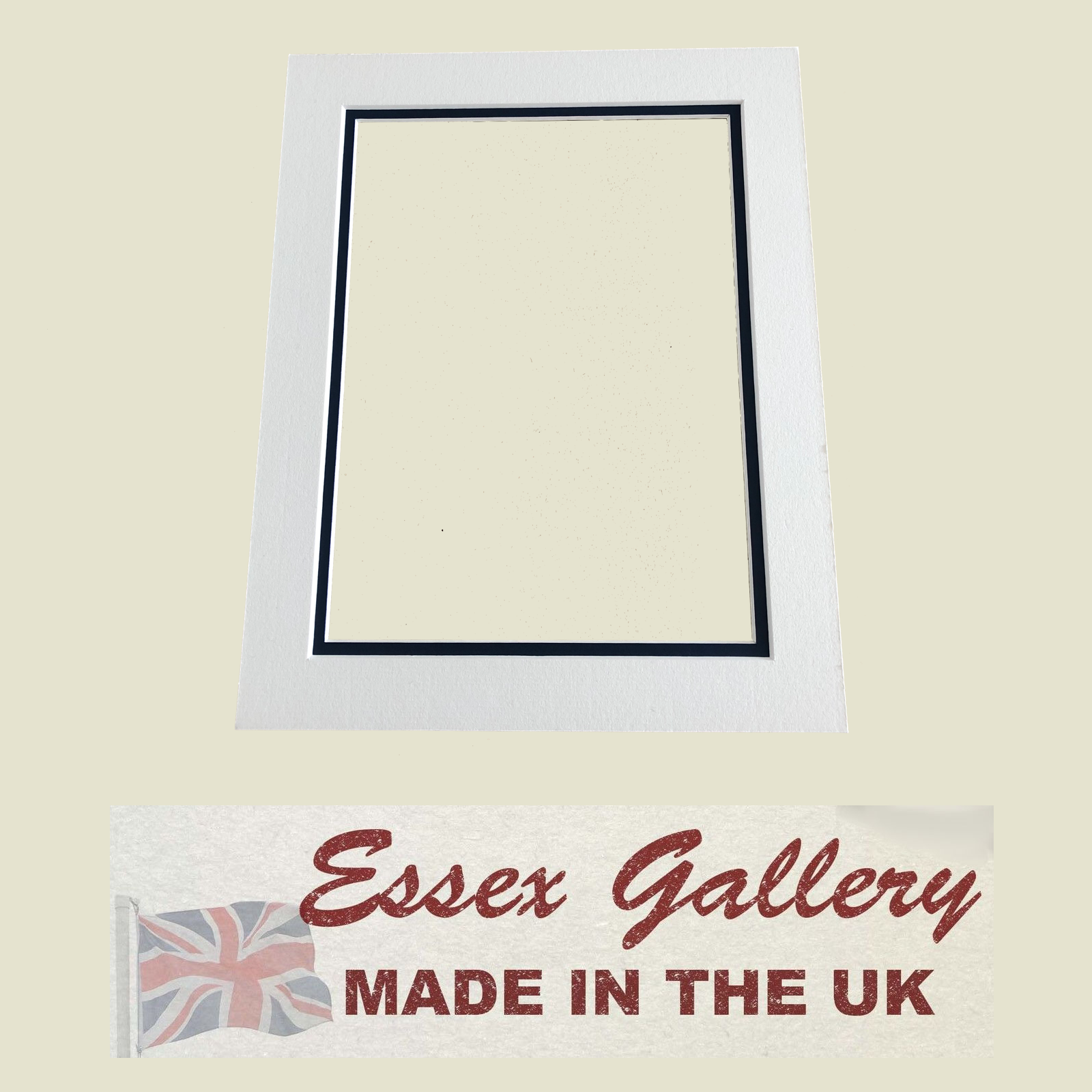 Bespoke Picture & Photo Frame Double Mounts - Cut to Any Size (Max Size 20x16) 7