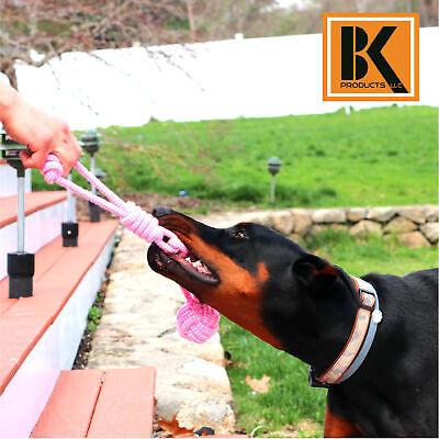 Dog Toys - 8 Large Dog Rope Toys for Medium and Large Dogs- BK 6