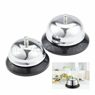 1Pc Desk Kitchen Hotel Counter Reception Restaurant Bar Ringer Call Bell Service 2