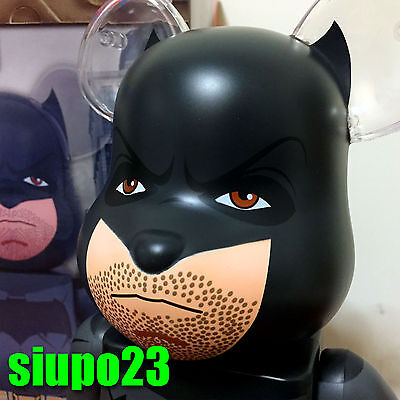 Medicom 400/% Bearbrick ~ DC Comics Batman Be@rbrick Knightmare Batman Ver
