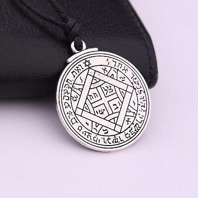 Ancient Amulet Key of Solomon Ultimate Love Pendant Gift Necklace for Women Men 8
