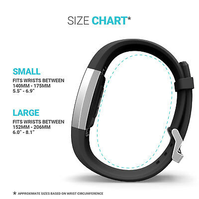 For Fitbit Charge 2 Wrist Straps Wristband Best Replacement Accessory Watch Band 5