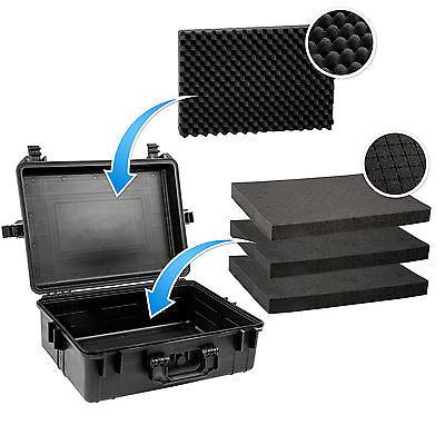 Valise photo caméra transport accessoire protection armes photographie noir 3