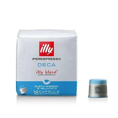 108 Capsule Caffè Caffe Illy Iperespresso Classico, Intenso, Lungo, Dek A SCELTA 4