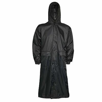 Adults Water proof Jacket Long Coat, Trousers Pack away Rain Women's Mens Ladies 5