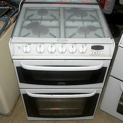 Cannon WOBURN PEMBROKE CHICHESTER  Cooker Oven Gas Hob Glass Lid