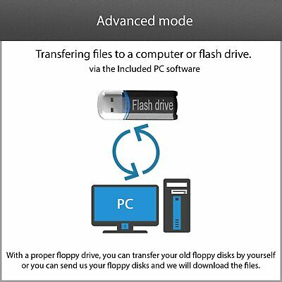 !USB Floppy Drive Emulator N-Drive Industrial for Arburg Selogica Control System 8