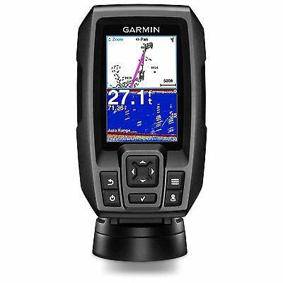 Garmin STRIKER 4 Fishfinder with 4-Pin 77/200kHz TM Transducer 010-01550-00 2