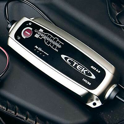 CTEK MXS 5.0 Car Bike Battery Charger Suitable For 1.2-110Ah 3