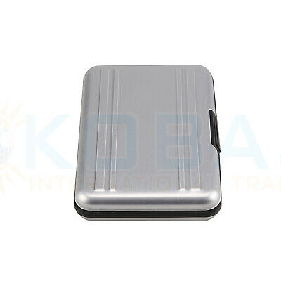Memory Card Storage Box Case Holder with 8 Slots for SD SDHC MMC Micro SD Cards 12