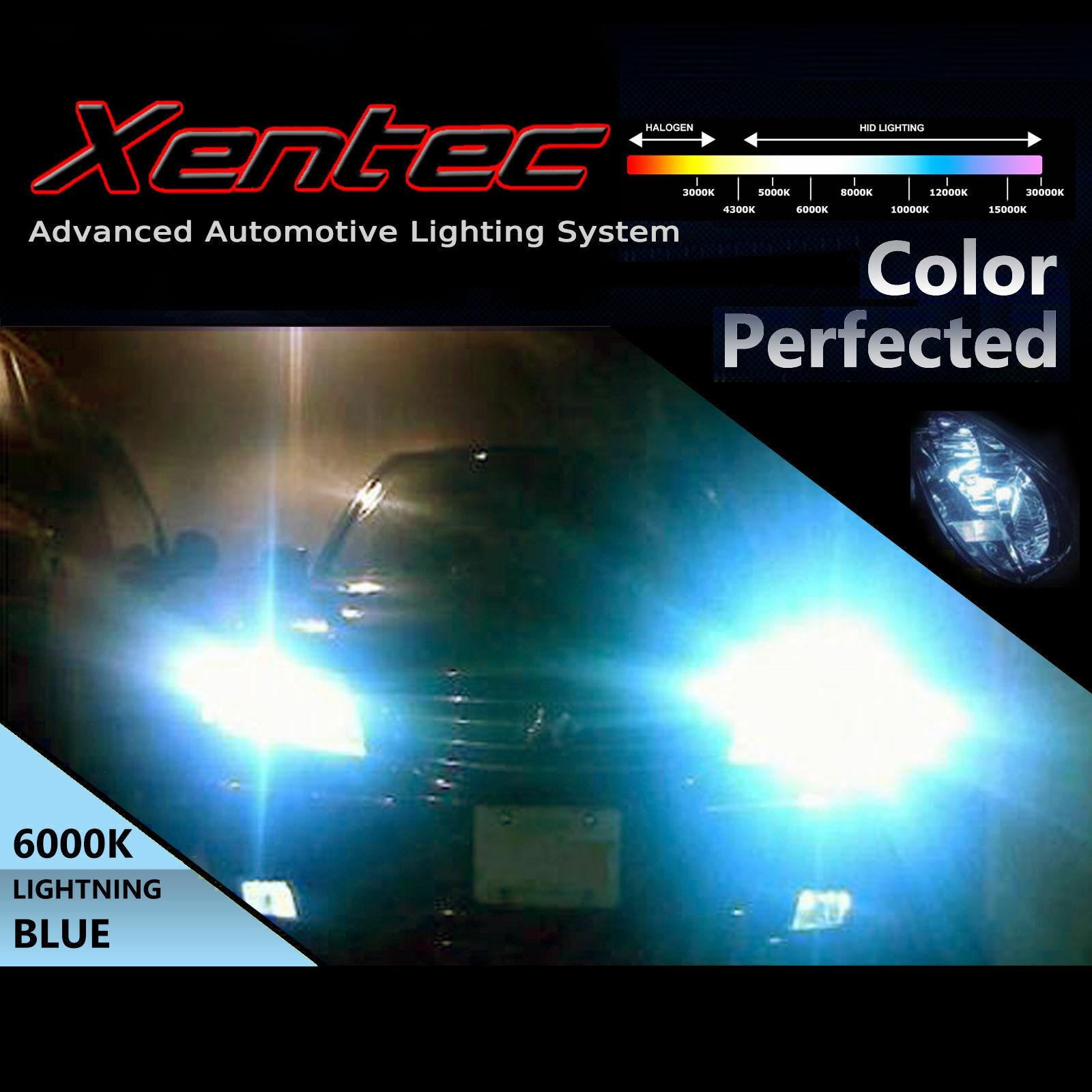 Xentec Xenon Headlight HID Kit for Honda Civic Accord H4 H11 9005 9006 880 H10 7