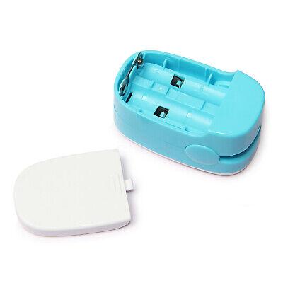USA FDA Finger Pulse Oximeter Blood Oxygen Sensor O2 SpO2 Monitor Heart Rate New 12