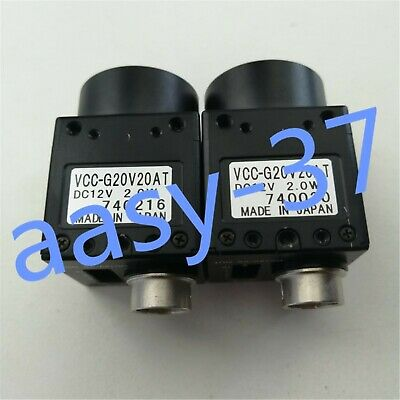 1PC CIS VGA VCC-G20V20AT industrial camera in good condition 2