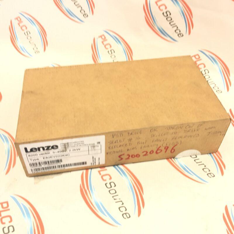 Lenze E82Ev222K4C  Frequency Inverter 4