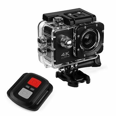Ultra 4K Full HD 1080P Waterproof Sports Camera Wi-Fi Action Camcorder as Go Pro 2
