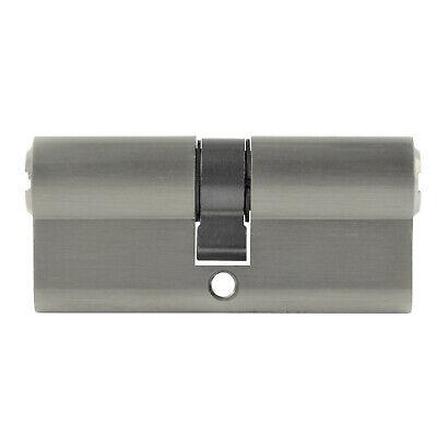 2x gleichschliessend Knauf Profil Tür Zylinder Schloss kombinieren +5 Schlüssel 10