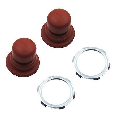 2pcs Primer Bulb For Tecumseh TEC-640148 TEC-640149 TEC-640156 TEC-640160 3